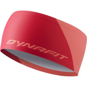 Dynafit Performance 2 Dry Headband fluo coral